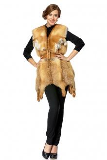 шерсть накидка из лисы женская любое нательное белье
